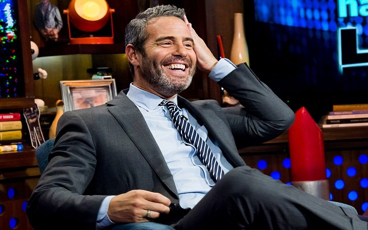 American Host Andy Cohen's Net Worth and Career