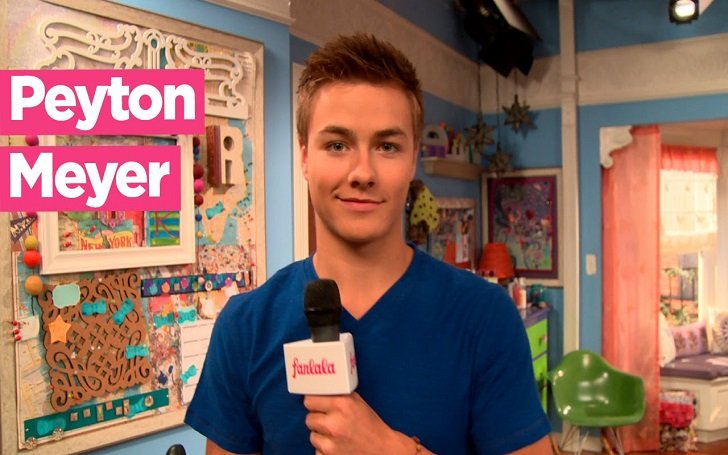 Peyton Meyer's Relationship, Know his Girlfriend and Dating History