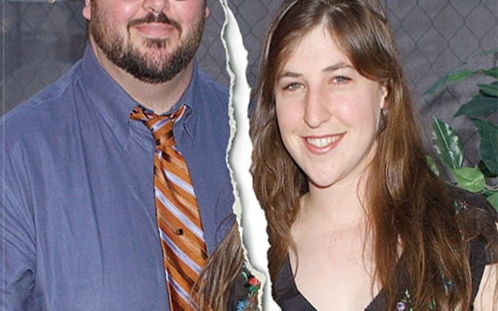 Mayim Bialik Divorce from Michael Stone, Know about her Relationship and Children