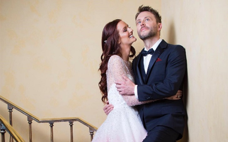 Lydia Hearst married to husband Chris Hardwick; disclose their married life