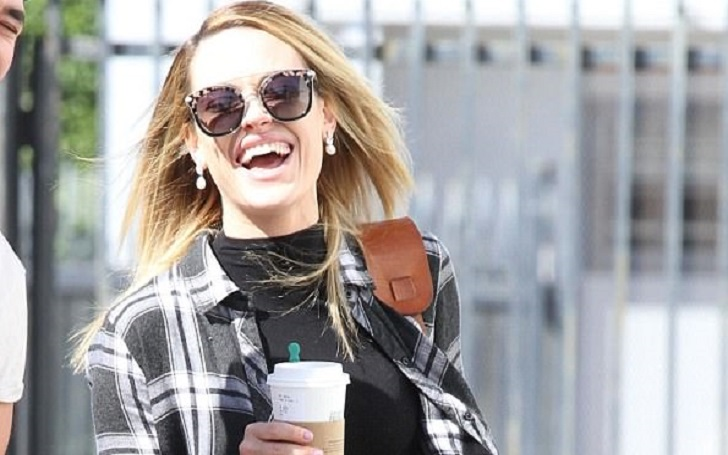 Dancing with the Stars' Peta Murgatroyd Wears Denim Cut-Offs for DWTS Rehearsals