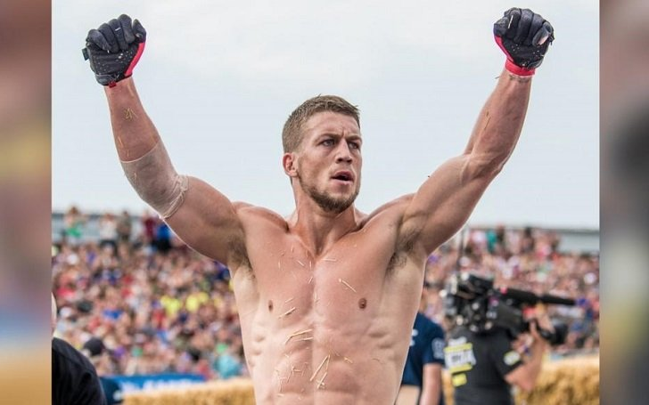 Ricky Garard Banned for four years from CrossFit Games and Responds to Drug Disqualification
