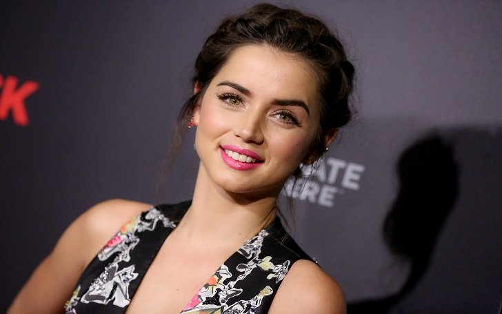 Who is Ana de Armas Dating after Divorce with Marc Clotet?