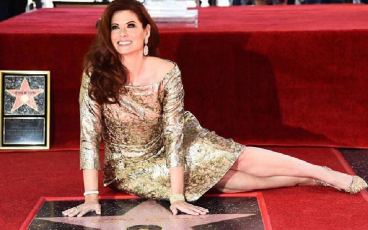 Debra Messing Celebrates Hollywood Walk of Fame