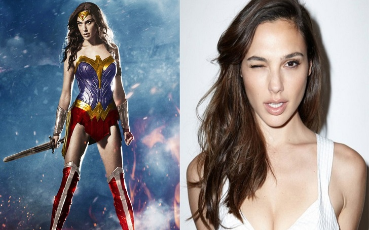 Modern Warrior Princess Gal Gadot's Fashion Sense, Red Carpet Dress, Heels, Reasonable Price