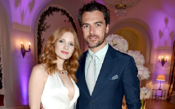 Jessica Chastain Married Husband Gian Luca in 2017, Living Happily Together, Know all about their wedding