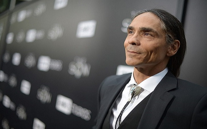 Actor Zahn McClarnon's Net Worth and Salary. Also, know why he is still not Married?