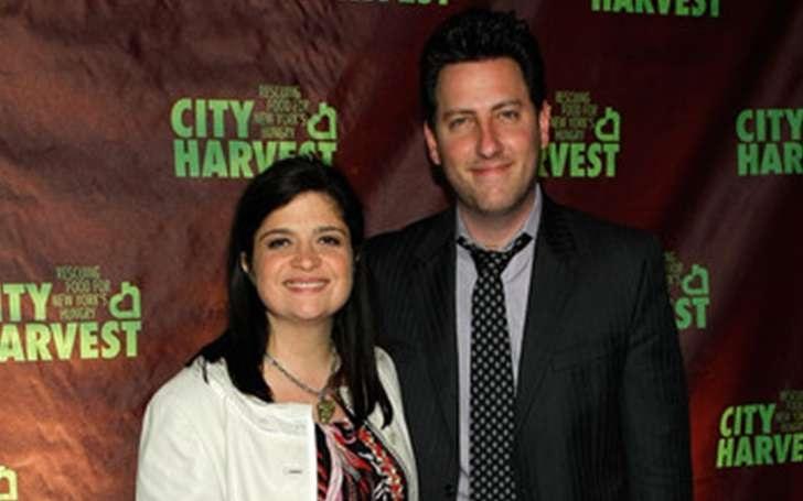 Celebrity Chef Alex Guarnaschelli Married Husband Brandon Clark in 2007 and Divorced in 2015