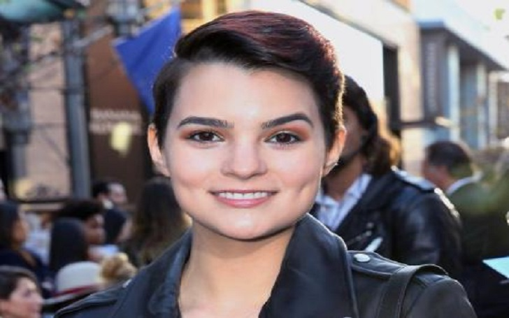 Brianna Hildebrand talking about her Girlfriend,Who is she dating Currently?