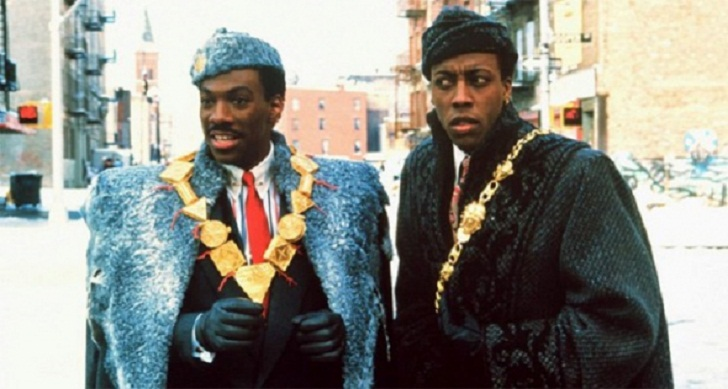 Eddie Murphy may return as the King in Coming To America's squeal once again
