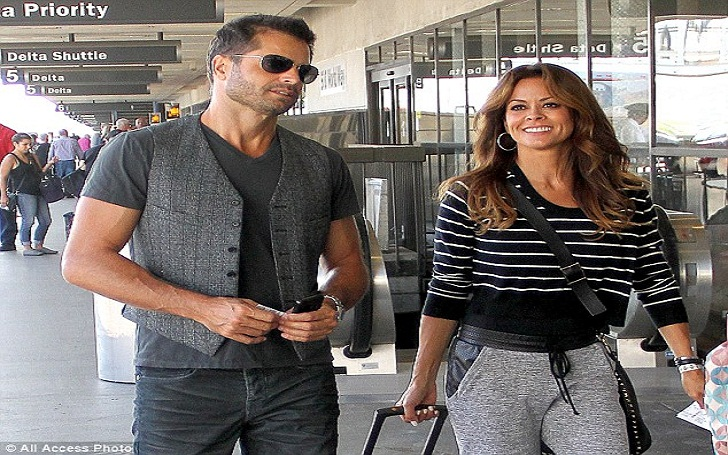 Brooke Burke-Charvet is Living Happily with her Husband David Charvet and Children, Know about her Married Life