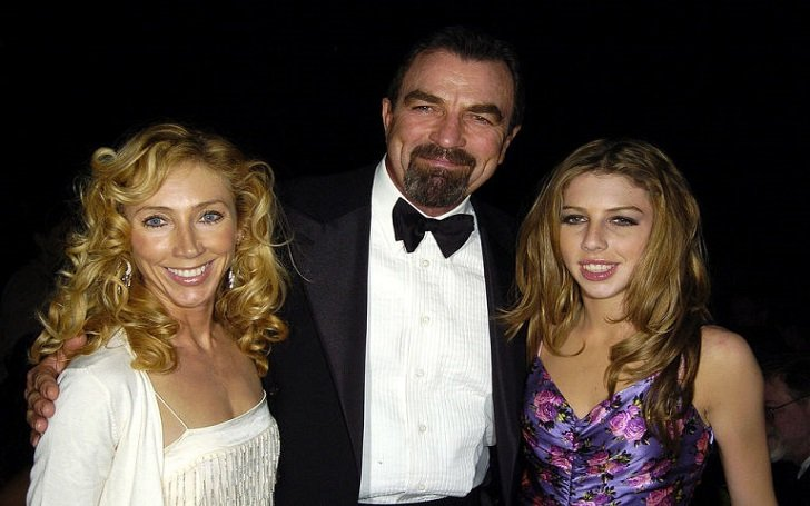 Actress Tom Selleck's Marriage with Husband Jillie Mack. Do they have Children?