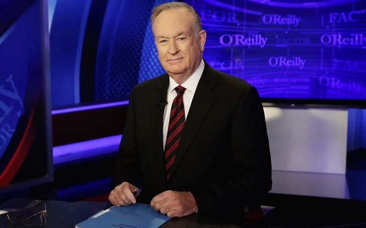 American television host Bill O'Reilly Settled a Sex Harassment for $32 million