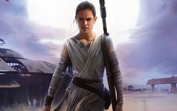 """Actress Daisy Ridley Attempts to Spoil """"Star Wars: The Last Jedi"""""""