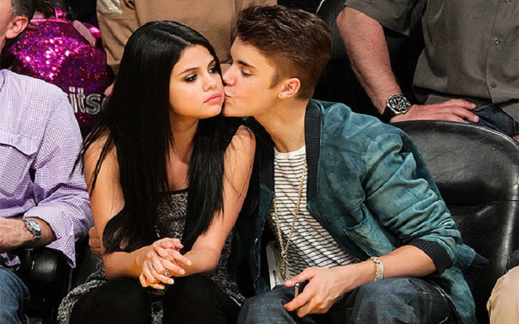 Selena Gomez and her ex-boyfriend Justin Bieber Spotted Hanging Out. Is #Jelena back??