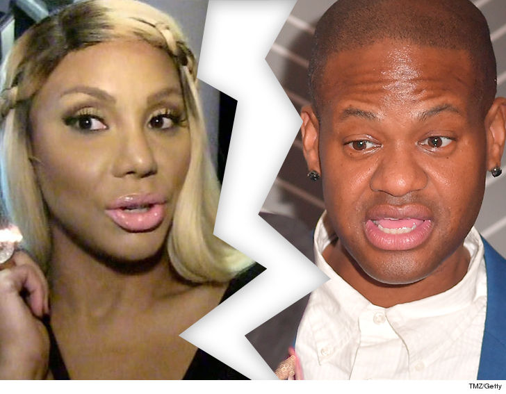 Vince Herbert' Wife Tamar Braxton Filed For Divorce, WHY?