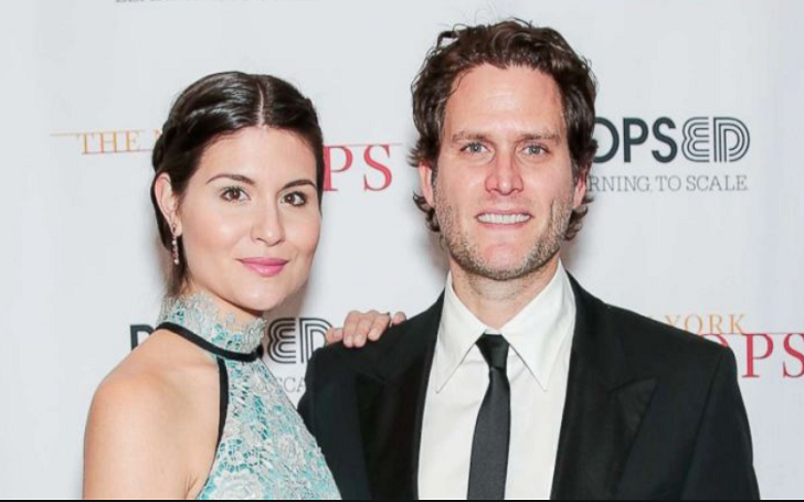 Phillipa Soo is in Relationship with Steven Pasquale, Know about her Affairs and Dating History