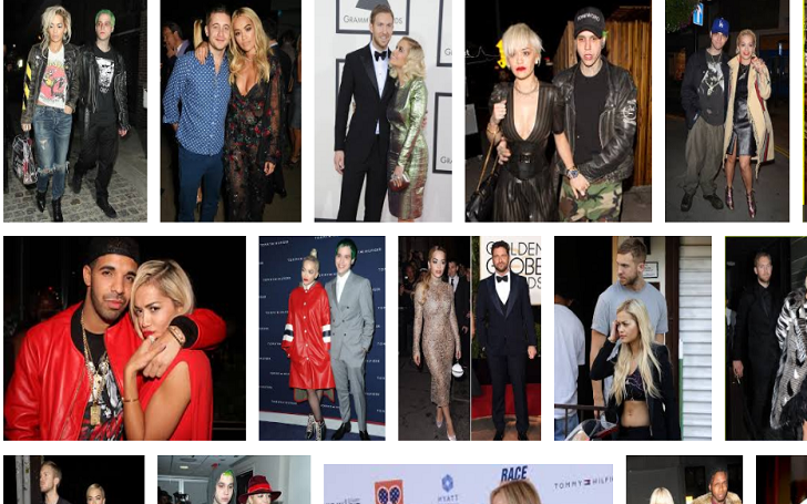 Know Rita Ora's taste on guys; Know all the singers she has dated till date. Also know about her present affair
