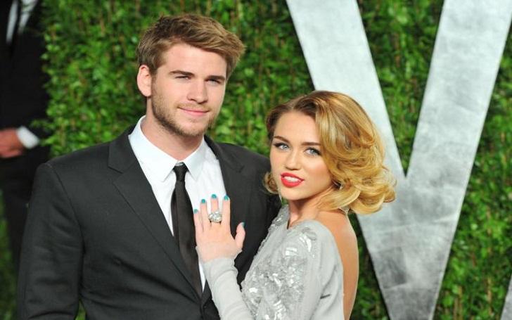 Hot couple ALERT; Miley Cyrus Married Liam Hemsworth Six Months Ago