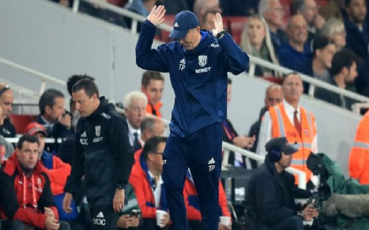 Tony Pulis: Sacked After 29 Percent Win Rate at West Brom after Chelsea defeat