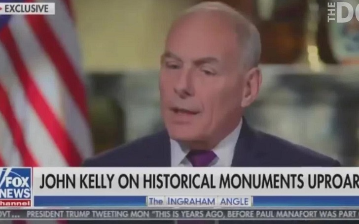 CNN' Chris Cuomo Talks about John Kelly Ignored and Rationalized Bigotry