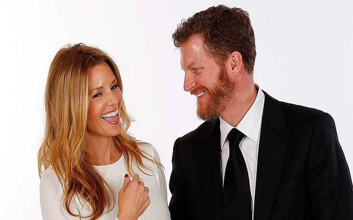 Amy Reimann Keeps Her Second Wedding With Husband Dale Earnhardt Jr. Happy-Key! What About Her Children?