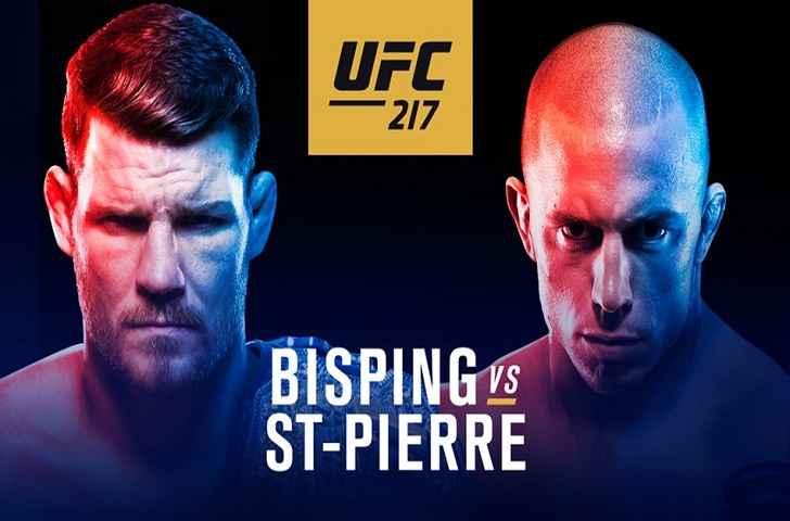 UFC 217 Main Event: Georges St-Pierre VS Michael Bisping result out GSP Wins