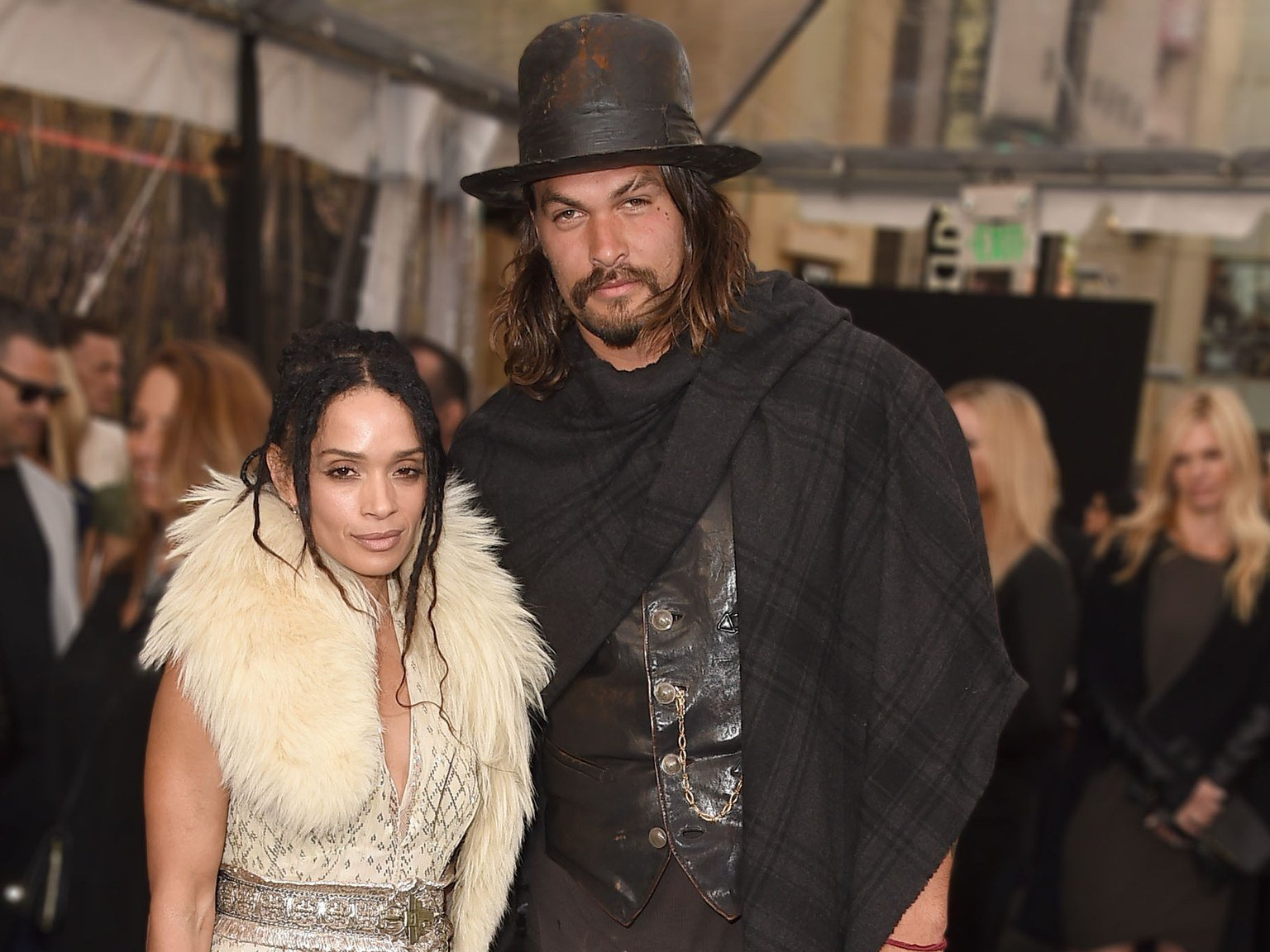 How is the married life of the new married couple, Lisa Bonet and Jason Momoa? Are they still in the romantic honeymoon phase?