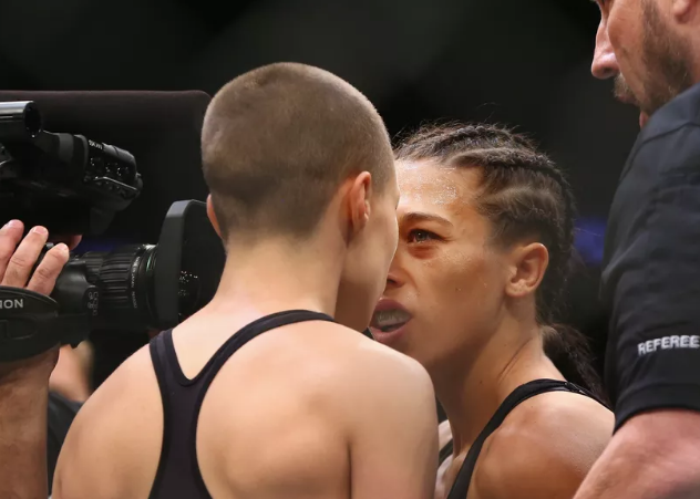 UFC 217 Strawweight fight result: Rose Namajunas wins over Joanna Jedrzejczyk