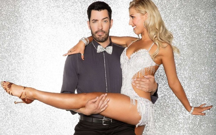 Drew Scott Eliminated from DWTS