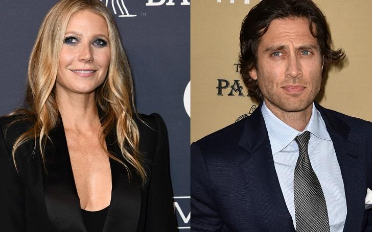 Gwyneth Paltrow and Brad Falchuk are Engaged
