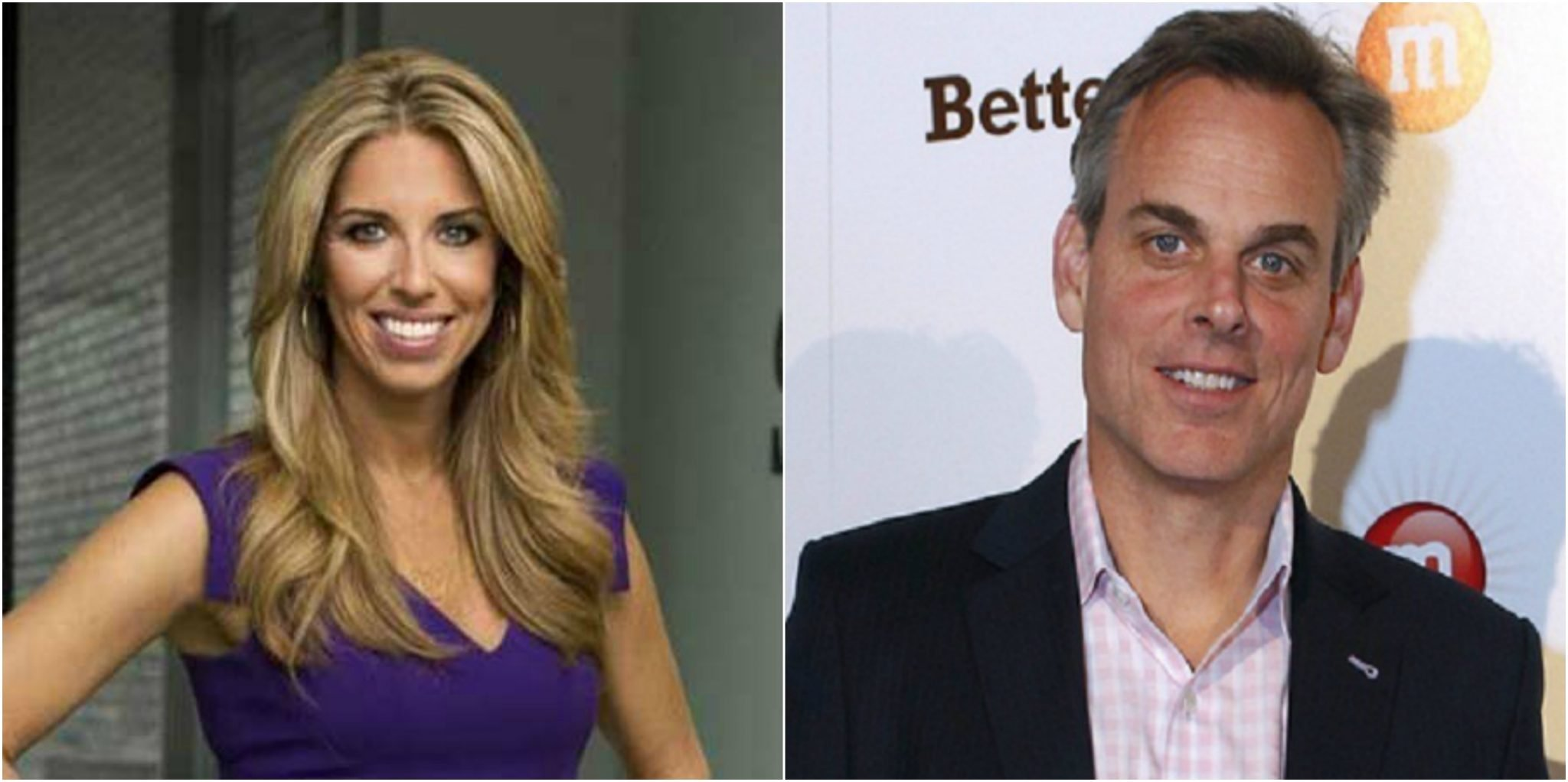 Kimberly Ann Vadala's Unsuccessful Married Life with Colin Cowherd
