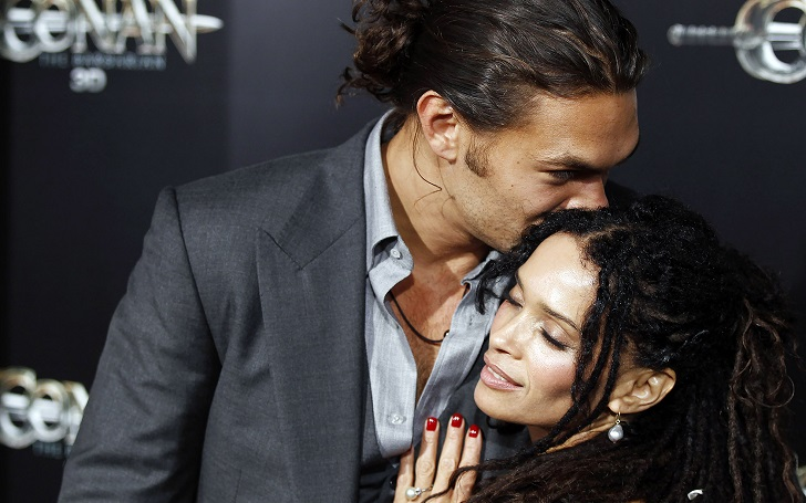 'Justice League' star Jason Momoa reveals he was EIGHT when he fell in love with wife Lisa Bonet