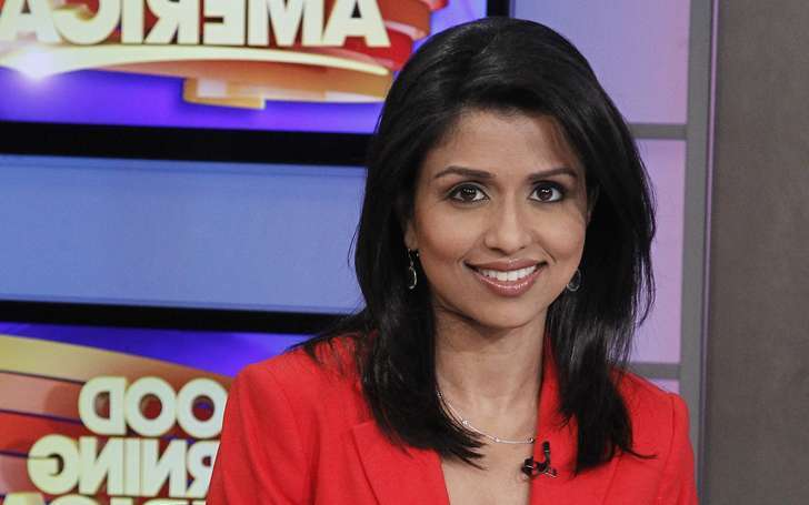 Reena Ninan Married to Kevin Peraino, do they have Children?
