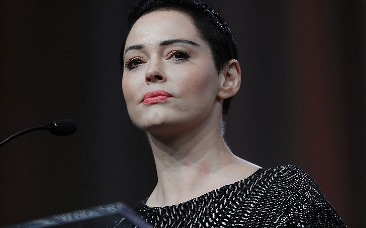 Arrest Warrant Issued for Rose McGowan for Connecting to Drug Charge