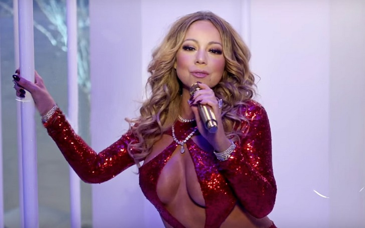 Mariah Carey Signs with Roc Nation