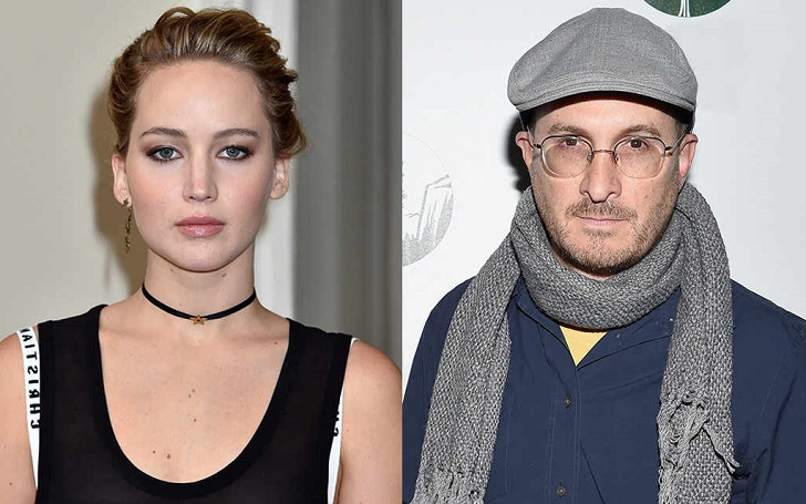 Jennifer Lawrence Splits with Darren Aronofsky after Dating for a year