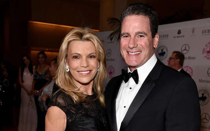 George Santo Pietro Married Melissa Mascari after Divorcing Vanna White