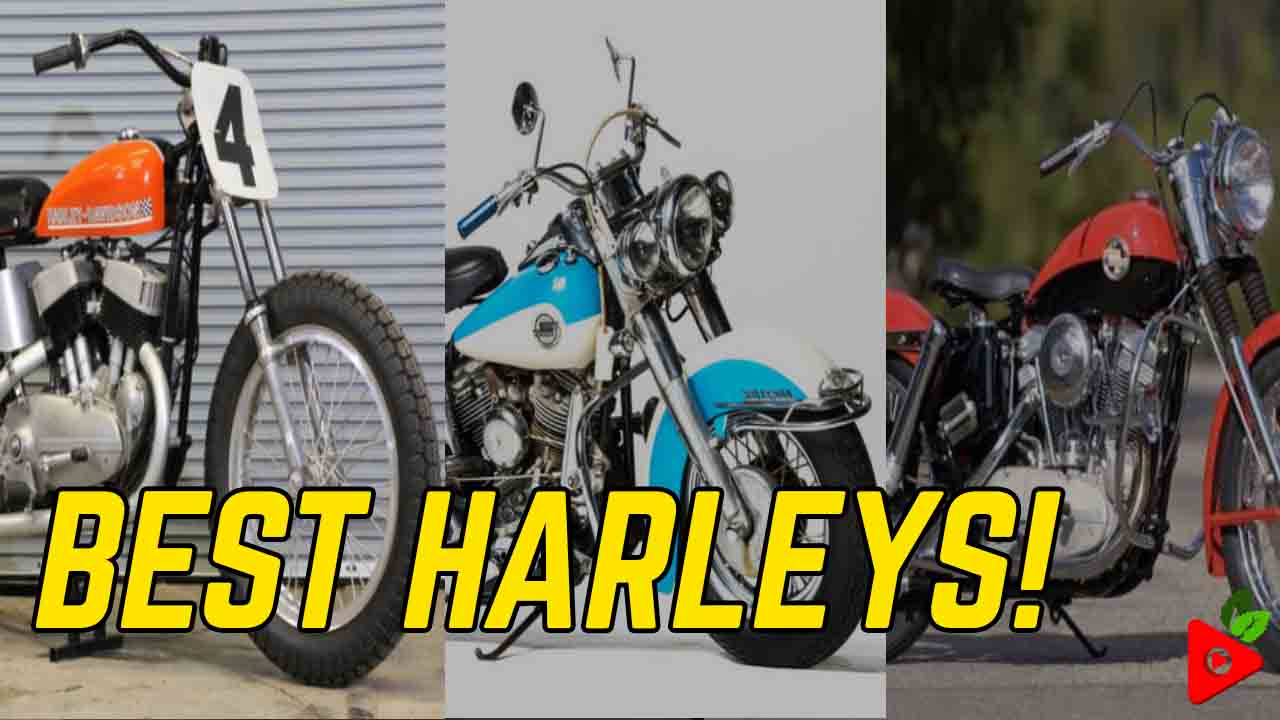 Top 10 Harley Davidson Motorcycles of All Time