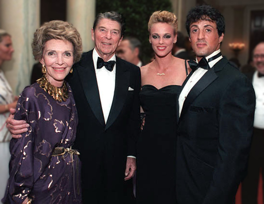 Sylvester and Brigitte were married for just 2 years