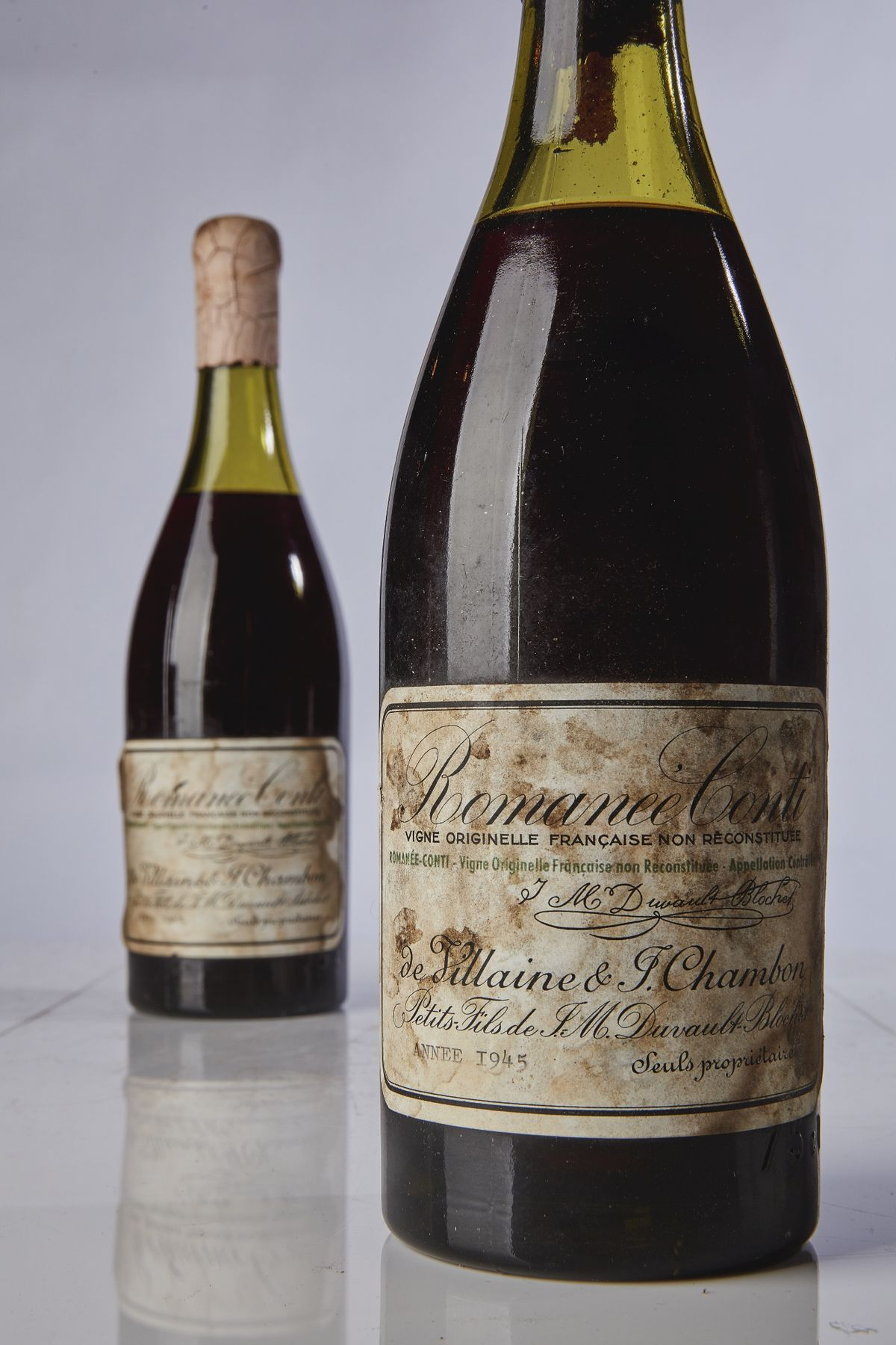 Romanee Conti, the most expensive bottle of wine