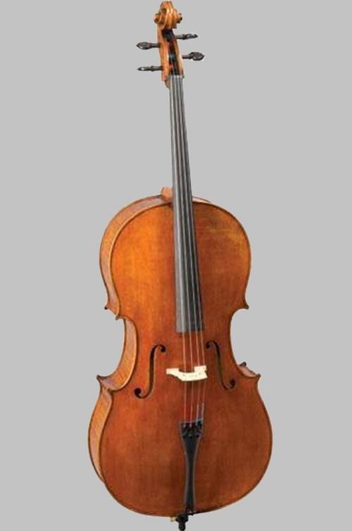 Antonio Stradivari's 1711 Duport Stradivarius Cello