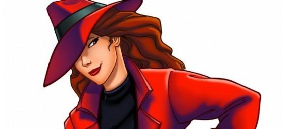 Carmen Sandiego Smiling