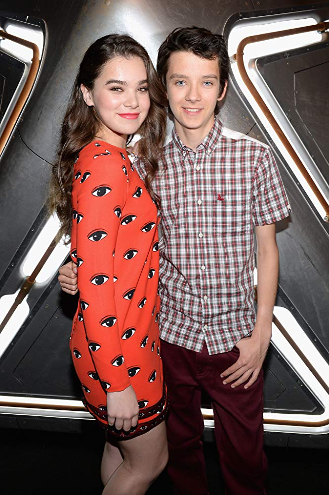 Steinfeld hailee who dated has Who is