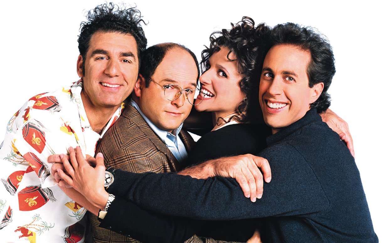 Where are the cast of Seinfeld in 2019?