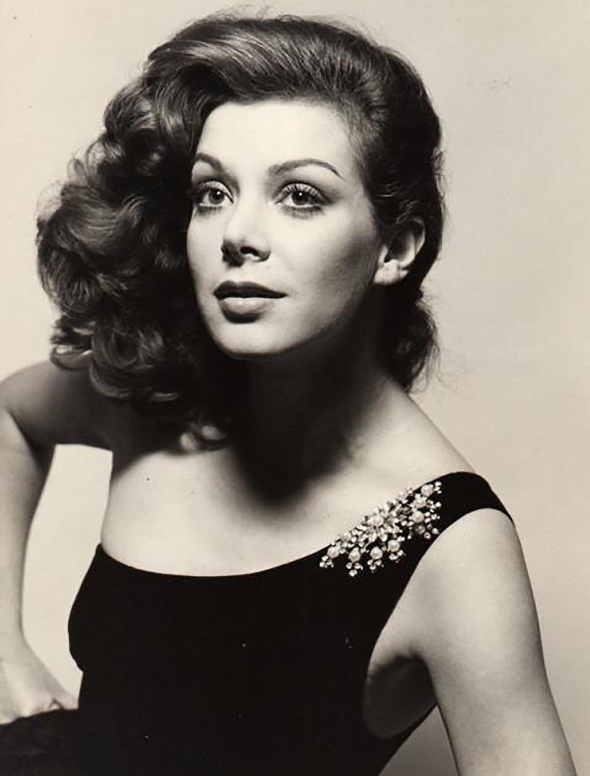 Beautiful Virginia Vallejo
