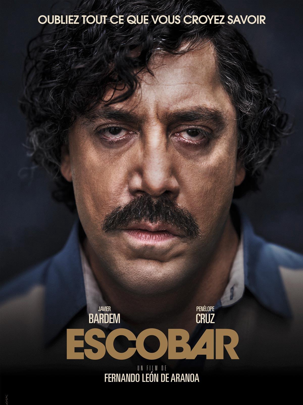 Movie poster of Loving Pablo