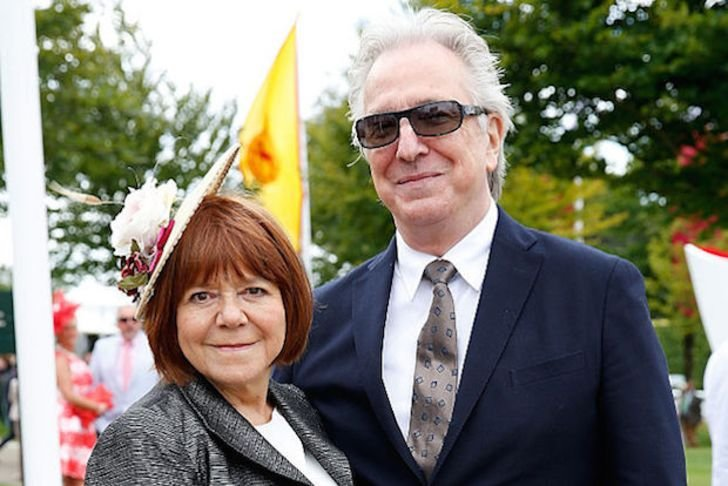 Alan Rickman and 50 Years of Love with Rima Horton