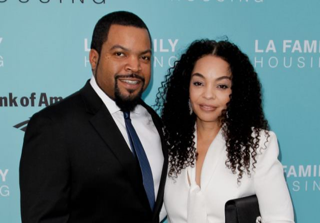 Who is Ice Cube's mysterious wife Kimberly Woodruff?