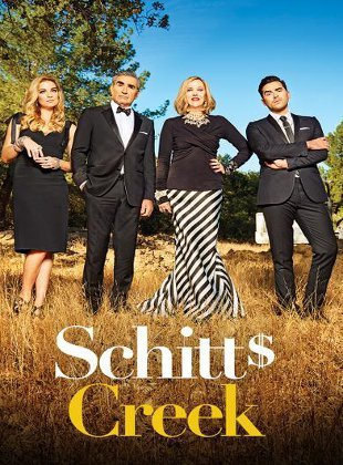 Poster of the show Schitts Creek